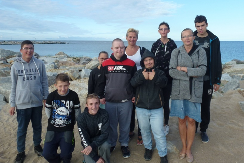 Wychowankowie Specjalnego Ośrodka Szkolno-Wychowawczego w Turku na turnusie rehabilitacyjnym