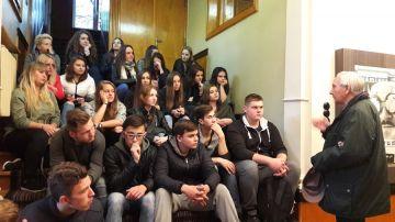 Uczniowie z ZSR ruszają na podbój łódzkiej...