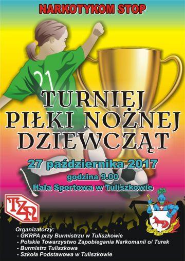 Turniej Piłki Nożnej Dziewcząt