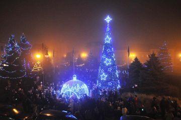 Radny Zańko przeciw bożonarodzeniowym ozdobom w...
