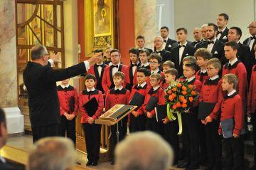 Poznańskie Słowiki zaśpiewały w kościele pw....