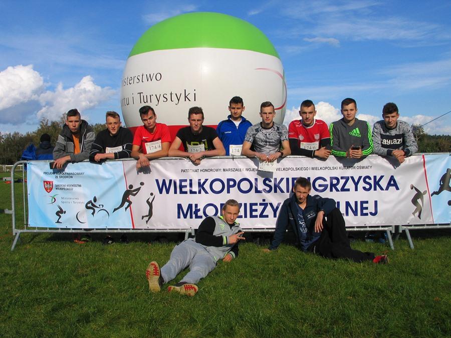 Lekkoatleci ZSR na Mistrzostwach Wielkopolski - powrót do gry