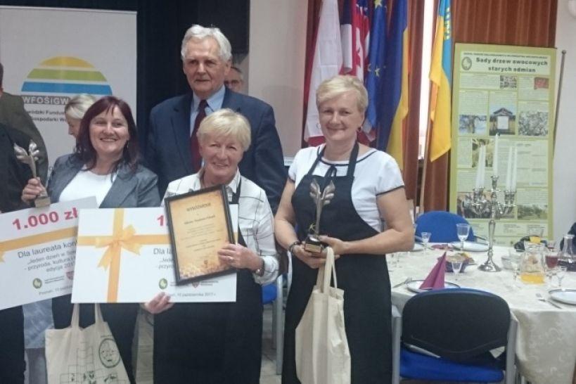Dziadowice-Folwark: Wyróżnienie dla Folwarczan w konkursie