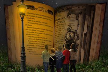 Przekaż książki dla małych pacjentów