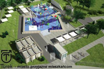Wodny Plac Zabaw to początek renowacji OSiR
