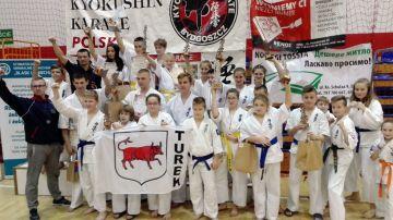 Bydgoskie zmagania karateków