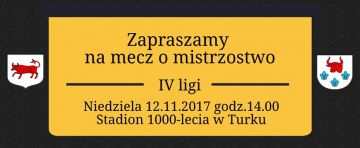 MKS Tur 1921 Turek vs Korona Piaski