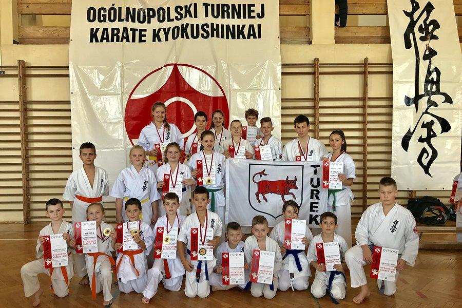 Karate: Mistrzostwa w Zduńskiej Woli