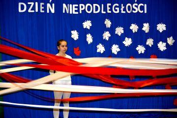Święto Niepodległości w ZS-P w Dobrej