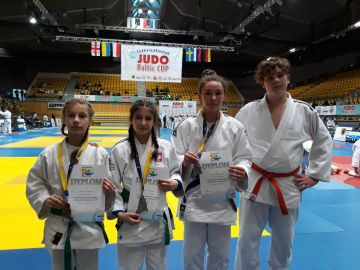 Judo: International Judo Baltic Cup - Puchar...