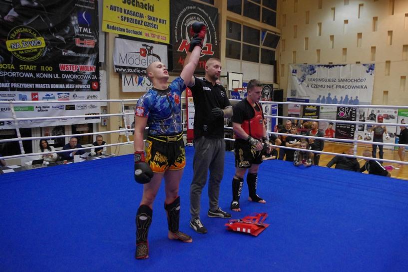 Zawodnicy Striker Turek walczyli w III Lidze A1 Konin 2017