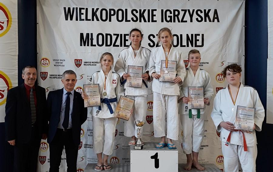 Tuliszków: Judocy z medalami