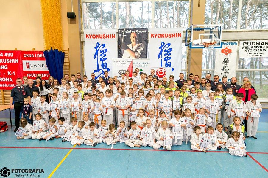 Wielki turniej karate - foto: Robert Łajdecki