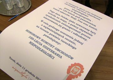 Powstał honorowy komitet obchodów 100-lat...