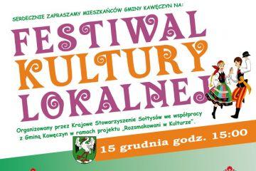 Kawęczyn: Festiwal Kultury Lokalnej już 15 grudnia