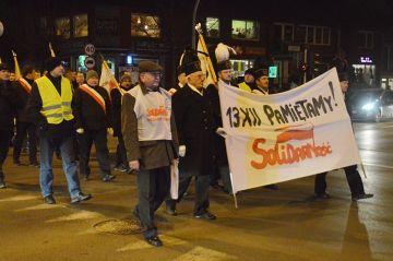 Turek: Wspominali trudy stanu wojennego i losy...