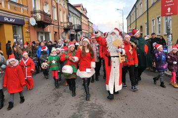 Korowód Świętego Mikołaja zapoczątkował Magię...