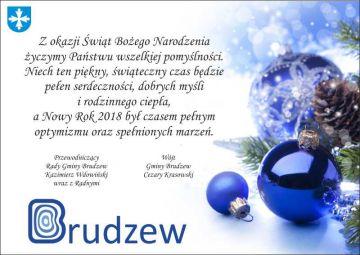 Życzenia Gminy Brudzew