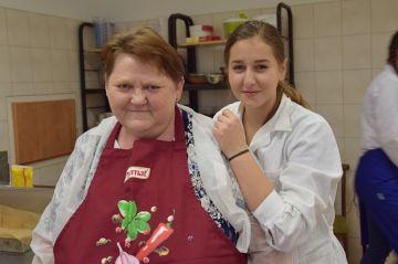 Integracyjne warsztaty kulinarne w ZST