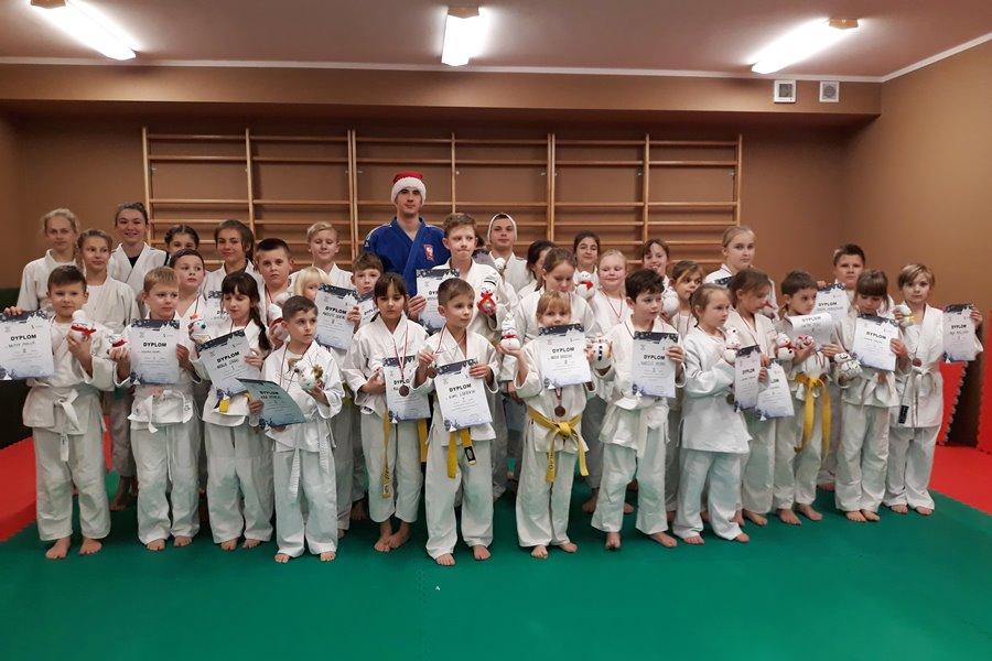 Świąteczny Turniej Judo w Tuliszkowie