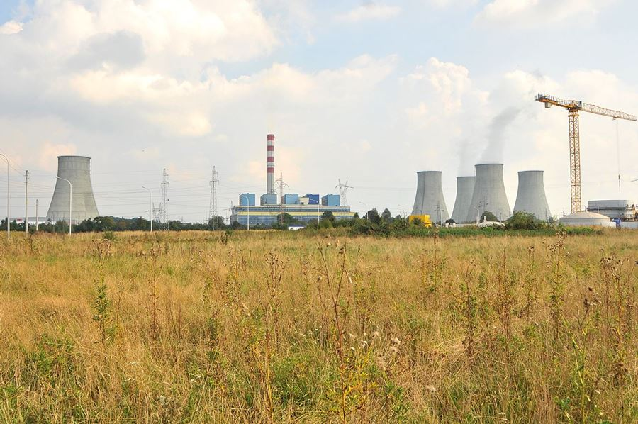 Zamknięcie elektrowni Adamów - jednej z najbrudniejszych w Europie - foto: M. Derucki
