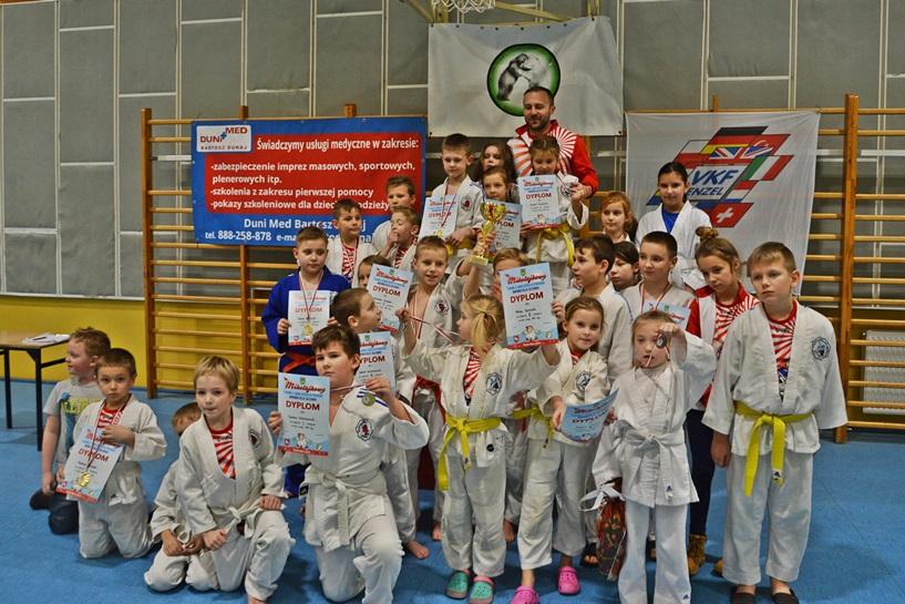 Turniej Judo w Ślesinie