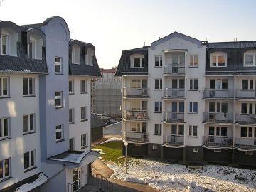 Budowa mieszkań z pozytywną oceną