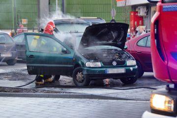 Wideo: Gasili VW Polo na Komunalnej