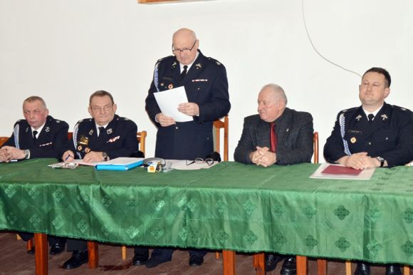 Władysławów: Międzylesie: Sołtys denerwuje strażaków, 1% cieszy. Druhowie...