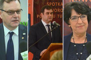 Wideo: Spotkanie Noworoczne Powiatu Tureckiego...