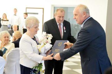 Olszówka: Małżeństwa świętowały złote gody
