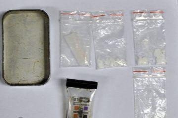 Wielopole: Znaleźli narkotyki podczas kontroli BMW