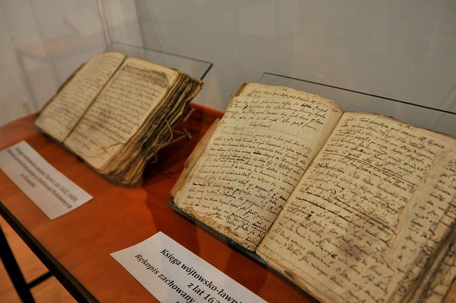 Turek w starym dokumencie - foto: M. Derucki