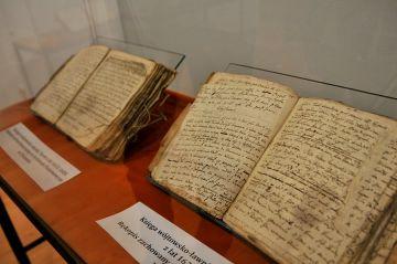 Turek w starym dokumencie