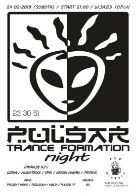 Pulsar Trance Formation Night