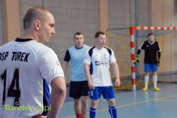 Powiatowy Turniej Halowej Piłki Nożnej OSP już...
