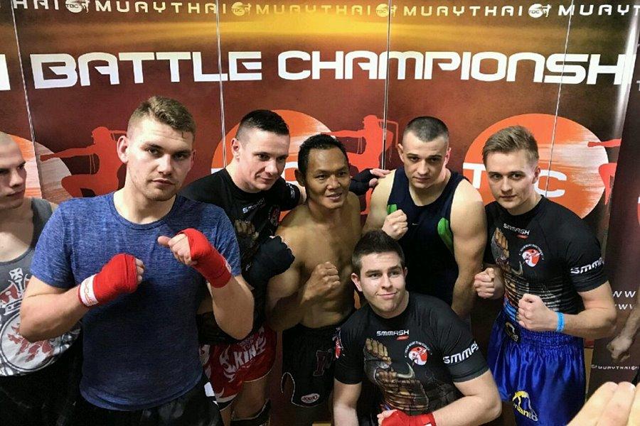 Muaythai: Seminarium z gwiazdami sportów walki