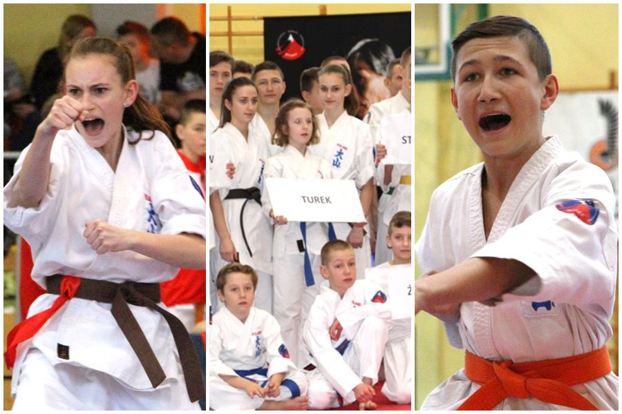Karate: Sukces w Żaganiu