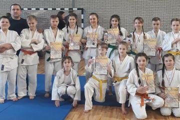 Judo: Z Tuliszkowa na turniej w Poznaniu