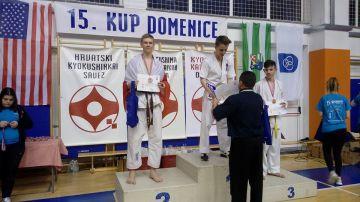 II miejsce Alberta Jesiołkiewicza na 15th...