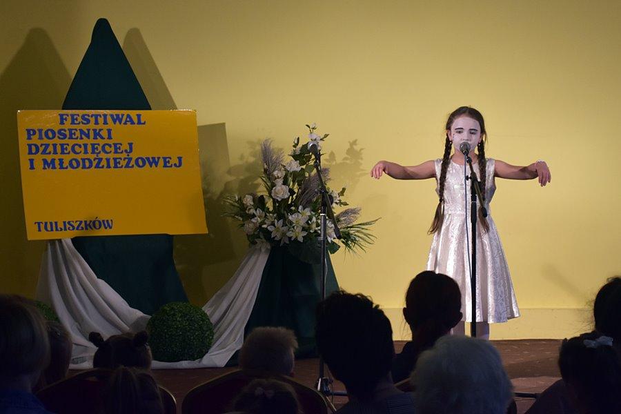 Przegląd piosenki w Tuliszkowie