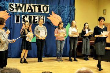 ZS-P w Dobrej: Laureatka Wojewódzkiego Konkursu...