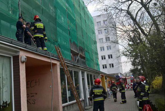 Turek: Tragiczna śmierć budowlańca na 650-lecia