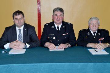 Chylin: Powiatowa narada strażaków 2018