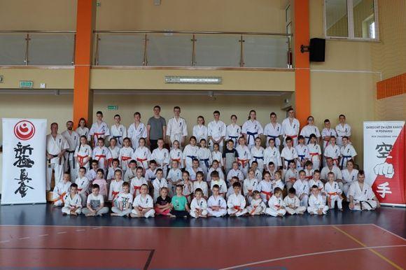 Karate: Egzaminy w Malanowie
