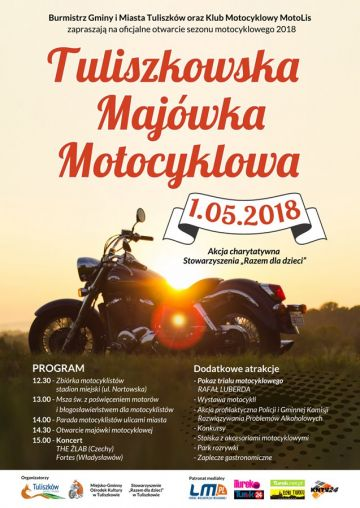 II Tuliszkowska Majówka Motocyklowa