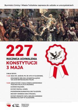 Święto 3 Maja i Gminny Dzień Strażaka w Tuliszkowie