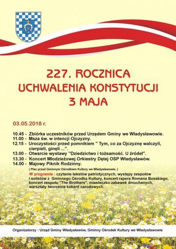 Rocznica 3 Maja i Majowy Piknik Rodzinny we...