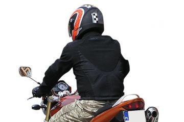 Tokary: Jeździł motocyklem bez uprawnień i OC....