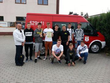 MDP z Turku trzecia w Wielkopolsce